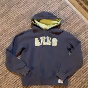 🔆Aeropostale juniors XXS blue hoodie